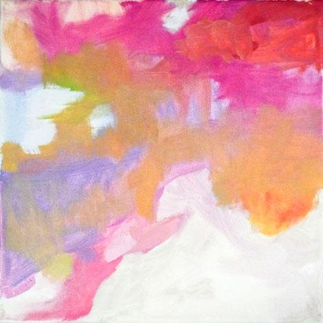 Marin Marais: Suite dun gout atranger piéces de violes IV, Paris 1717 , 30 x 30 cm, öljy kankaalle, 2012