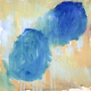 Nick Cave: Into My Arms, 30 x 30 cm, öljy vanerille, 2012