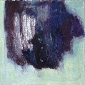 Magnus Lindberg: Clarinet Concerto, 30 x 30 cm, öljy kankaalle, 2012