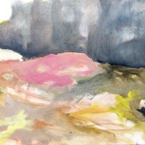 Kökar 1, öljy kankaalle, 2012