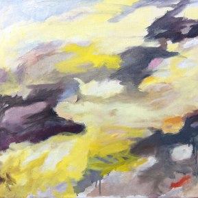 kökar 3, öljy kankaalle, 2012